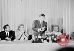 Image of June Allyson Beverly Hills California USA, 1955, second 11 stock footage video 65675041485