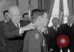 Image of President Eisenhower Washington DC USA, 1954, second 7 stock footage video 65675041489