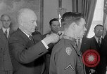 Image of President Eisenhower Washington DC USA, 1954, second 8 stock footage video 65675041489