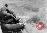 Image of Frogmen Rhine River France, 1954, second 3 stock footage video 65675041491