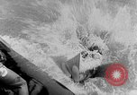 Image of Frogmen Rhine River France, 1954, second 5 stock footage video 65675041491