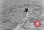 Image of Frogmen Rhine River France, 1954, second 7 stock footage video 65675041491