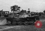 Image of Japanese tank testing India, 1944, second 8 stock footage video 65675041504