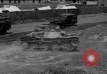 Image of 1941 Japanese Light Tank India, 1944, second 3 stock footage video 65675041507
