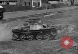 Image of 1941 Japanese Light Tank India, 1944, second 7 stock footage video 65675041507