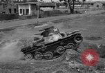 Image of 1941 Japanese Light Tank India, 1944, second 9 stock footage video 65675041507