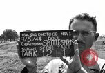 Image of Japanese tank crosses rough terrain India, 1944, second 1 stock footage video 65675041508