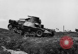 Image of Japanese tank crosses ditch India, 1944, second 10 stock footage video 65675041509