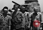 Image of Captured Japanese tank India, 1944, second 4 stock footage video 65675041511