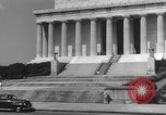 Image of Captain Ted Lawson Washington DC, 1943, second 8 stock footage video 65675041517