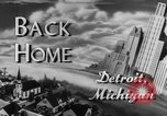 Image of Detroit factory workers Camp Atterbury Indiana USA, 1943, second 3 stock footage video 65675041518