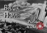 Image of Detroit factory workers Camp Atterbury Indiana USA, 1943, second 4 stock footage video 65675041518