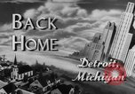 Image of Detroit factory workers Camp Atterbury Indiana USA, 1943, second 5 stock footage video 65675041518