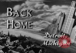 Image of Detroit factory workers Camp Atterbury Indiana USA, 1943, second 6 stock footage video 65675041518