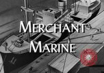 Image of World War 2 Merchant Seamans Club West 43rd Street New York City, 1943, second 2 stock footage video 65675041519