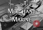 Image of World War 2 Merchant Seamans Club West 43rd Street New York City, 1943, second 4 stock footage video 65675041519