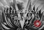 Image of Buna campaign New Guinea, 1943, second 5 stock footage video 65675041520