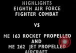 Image of Eighth Air Force Germany, 1944, second 4 stock footage video 65675041521