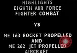 Image of Eighth Air Force Germany, 1944, second 5 stock footage video 65675041521