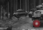Image of US 16th Infantry accompanied by Armor, advance  from Osterode Germany, 1945, second 6 stock footage video 65675041532