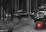 Image of US 16th Infantry accompanied by Armor, advance  from Osterode Germany, 1945, second 7 stock footage video 65675041532