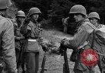 Image of Infantry Germany, 1945, second 8 stock footage video 65675041533