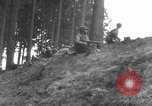 Image of Troops of US 16th Infantry Regiment advance toward St. Andreasberg Germany, 1945, second 4 stock footage video 65675041534