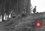 Image of Troops of US 16th Infantry Regiment advance toward St. Andreasberg Germany, 1945, second 6 stock footage video 65675041534