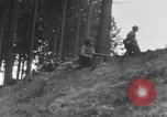 Image of Troops of US 16th Infantry Regiment advance toward St. Andreasberg Germany, 1945, second 10 stock footage video 65675041534