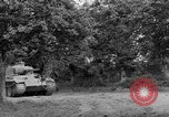 Image of Mark V tank Saint Lo France, 1944, second 11 stock footage video 65675041537
