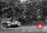 Image of Mark V tank Saint Lo France, 1944, second 12 stock footage video 65675041537