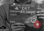 Image of Captured Mark V tank Saint Lo France, 1944, second 1 stock footage video 65675041538