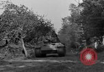 Image of Captured Mark V tank Saint Lo France, 1944, second 10 stock footage video 65675041538