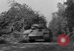 Image of Captured Mark V tank Saint Lo France, 1944, second 12 stock footage video 65675041538