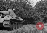 Image of Mark V tanks Saint Lo France, 1944, second 6 stock footage video 65675041540