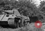 Image of Mark V tanks Saint Lo France, 1944, second 11 stock footage video 65675041540