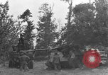 Image of German Mark V tank captured by Americans Saint Lo France, 1944, second 6 stock footage video 65675041541