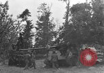 Image of German Mark V tank captured by Americans Saint Lo France, 1944, second 7 stock footage video 65675041541