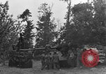 Image of Mark V tanks Saint Lo France, 1944, second 9 stock footage video 65675041541