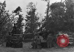 Image of German Mark V tank captured by Americans Saint Lo France, 1944, second 11 stock footage video 65675041541