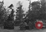Image of Mark V tanks Saint Lo France, 1944, second 12 stock footage video 65675041541