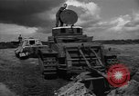 Image of Testing German tanks Kassel Germany, 1945, second 2 stock footage video 65675041546