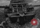 Image of Testing German tanks Kassel Germany, 1945, second 12 stock footage video 65675041546