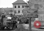 Image of Germans surrender to Sixth Armored Division Altenburg Germany, 1945, second 7 stock footage video 65675041547
