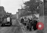 Image of Germans surrender to Sixth Armored Division Altenburg Germany, 1945, second 12 stock footage video 65675041547
