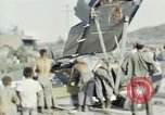 Image of Crashed airplane Inchon Incheon South Korea, 1950, second 2 stock footage video 65675041553