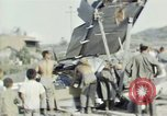 Image of Crashed airplane Inchon Incheon South Korea, 1950, second 4 stock footage video 65675041553