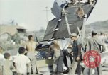 Image of Crashed airplane Inchon Incheon South Korea, 1950, second 5 stock footage video 65675041553