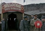 Image of Prisoner Of War Camp Munsan-Ni Korea, 1953, second 6 stock footage video 65675041581