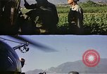 Image of General O P Smith Naktong River Korea, 1950, second 10 stock footage video 65675041604